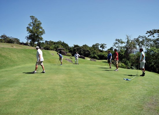 3º Torneio de Golfe do Ilhabela Greens